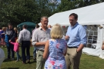 Dr Dan Poulter Crowfield Village Fete